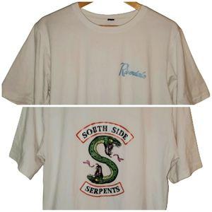 4/$25 Riverdale South Side Serpents T Shirt Large